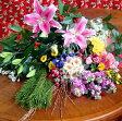 お正月は花いっぱ〜い♪暮れの切り花楽ちん福袋!お歳暮 ギフト 自宅や贈り物に