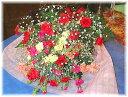 母の日 ボリューム満点カーネーションの花束