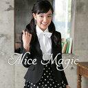 卒業式 スーツ 女の子 4点セット ALICE MAGIC アリスマジック 子供服 150・160・165 卒服 小学校卒業式スーツ ジュニアスーツ 女児 子供...