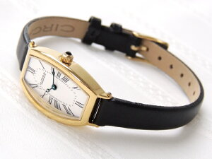 CIRCAレディース腕時計ゴールド(サーカ)[CT126TGCT126TS]アンティーククリスマスプレゼント革ベルト人気レザー上品華奢お誕生日【送料無料】【RCP】P06Dec14