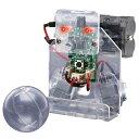 〈 ロボットキット ラジコン 〉赤外線リモコン式 「Soccer Robot(サッカーロボット)」 【ヴイストン】【プレゼント包装可】【楽ギフ_包装】