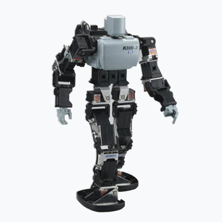 二足歩行ロボット KHR-3HV セレクトパック [03071] [ラジコン] 【近藤科学 KONDO】 【プレゼント包装可】