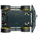 DFRobot 4WD エンコーダ付Arduino互換プラットフォーム