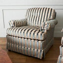 IZ41834I★Drexel Heritage シングルソファ Upholstery アップホルスタリー 1人掛けソファ アームソファ 同等品47万 ドレクセル ヘリテイジ