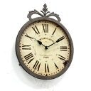  wall clock (BX-93) (wall hangings clock, cafe miscellaneous goods antique miscellaneous goods clock)  + antique  SS10P03mar13 