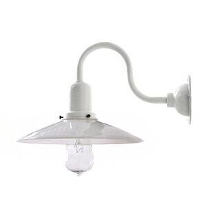 IEPE-DM(W) レトロ ブラケットライト(ダウン型) 乳白ガラス(INDUSTRIAL インダストリアル LED対応 壁付け 間接 インテリア 北欧 リビング 門灯 外灯 ブラケットランプ 玄関灯 ウォールランプ 防雨型 工業デザイン 屋外)照明