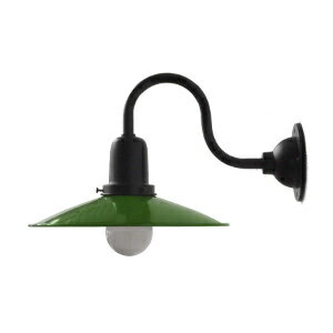IEPE-DG retro bracket lights (down-) green (for wall lighting wall with lighting indirect light interior lighting lighting Cafe Nordic sealing with LED light living dining Cafe lighting industrial natural wall-wall)