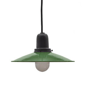 IEPE-PG retro pendant lamp S green LED for interior lighting ceiling lighting lighting Cafe Nordic sealing ceiling light lights living dining Cafe lighting industrial natural )