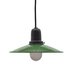 IEPE-PG retro pendant lamp S green LED for interior lighting ceiling lighting lighting Cafe Nordic sealing ceiling light lights living dining Cafe lighting industrial natural )