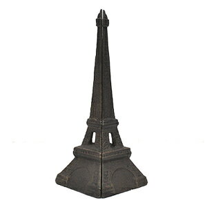 ■ goodygrams ■ Eiffel Tower iron book end bronze (BOOKEND of EIFFEL TOWER (Eiffel Tower bookends), antique painting, industrial display, Interior goods, cafes, decorations, iron, retro, present, gift, Paris)-luxury +-