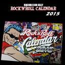 ◆ROCK N ROLL CALENDAR 2015◆◆マシンガンケリー・ロックンロールカレンダー2015MASINGUNKELLY2015