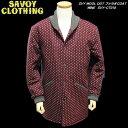 ショッピングサボ ◆SAVOY CLOTHINGサボイクロージングWOOL DOTファラオCOATWINESVY-CT018