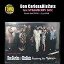 DVD◆Don Carlos&His Cats feat.STRAWBERRY DICE◆◆Fetish DollプロモーションDVD◆