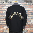 DRY BONESドライボーンズ◆Solid Car Coat◆◆PHARAOHS◆◆BLACK◆DJ-1087