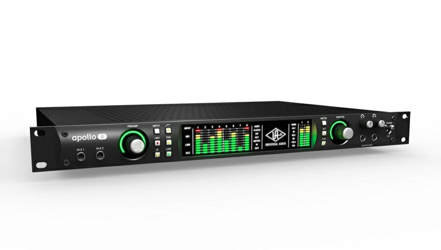 Universal Audio APOLLO 8 DUO【年内限定!UAD2 Satelliteプレゼント!】