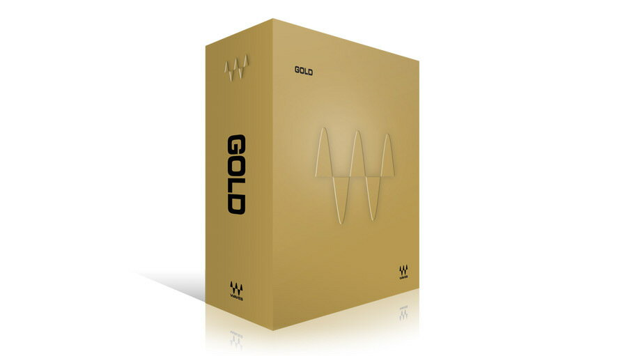 WAVES Gold Native Bundle + SG【在庫限り特価!】【平日あす楽対応!】