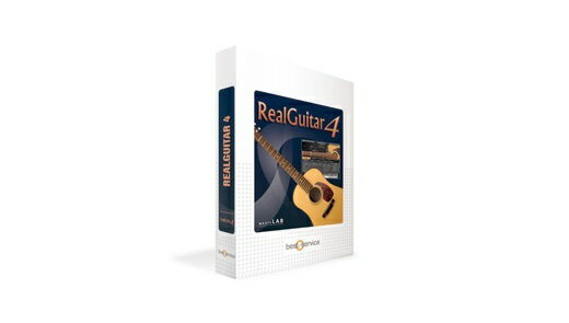MUSIC LAB REAL GUITAR 4 / BOX