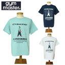 ショッピング半袖 【SALE・セール】 ジムマスター gym master Tシャツ メンズ RELAX MYSELF プリント 半袖Tシャツ g280672