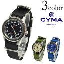 【期間限定ポイント10倍】CYMA (シーマ) ロイヤルアーミーウォッチ / 33mm ミリタリーウォッチ 腕時計 メンズ / ROYAL ARMY WATCH / 日本製