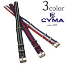 CYMA(シーマ)ミリタリーウォッチストラップ 16mm
