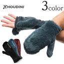 HOUDINI(フディーニ/フーディニ) ハイロフト マジックミッツ / ミトン / グローブ / 手袋 / メンズ / レディース