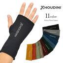HOUDINI (フディーニ/フーディニ) パワーリストゲーター / フリース手袋 / グローブ / 指なし / POWER WRIST GAITERS
