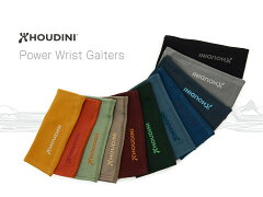 HOUDINI(フディーニ/フーディニ)パワーリストゲーター/フリース手袋/グローブ/指なし/POWERWRISTGAITERS