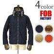 FOB FACTORY(FOBファクトリー) F2295 マリンパーカー コットンパーカー