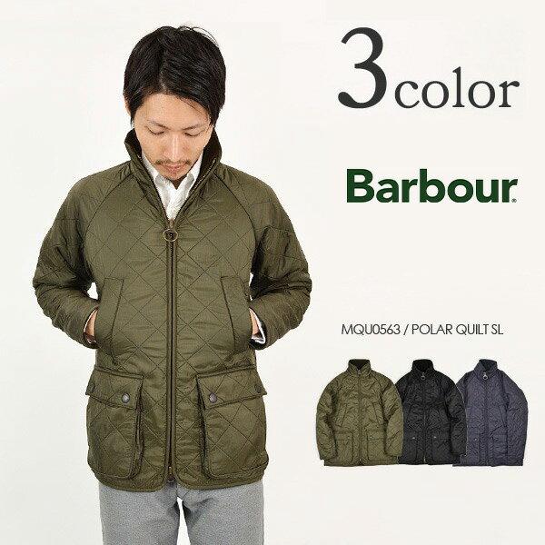 BARBOUR(バブアー) ポーラーキルト SL キルティングジャケット / ポーラキルト / MQU0563 / POLAR QUILT SL