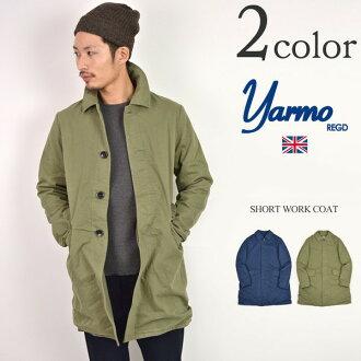 YARMO (耶莫) 短外套 / 店外套男子聯合王國 / 短工作外套