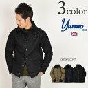 YARMO(ヤーモ) ドンキーコート / 2016FWモデル / ドンキージャケット / ウールジャケット / 中綿 / メンズ / 英国製