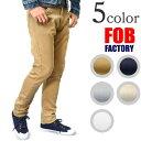 【クーポン利用で半額】FOB FACTORY(FOBファクトリー) F1141 リラックス カラー ...