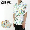 ショッピングアロハシャツ SUN SURF サンサーフ アロハシャツ SPECIAL EDITION