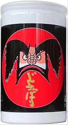 本醸造津軽じょっぱり[180mlアルミ缶]