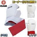 【ISAMI・イサミ】リバーシブル拳サポーター 少年用 L-3093J(L3093J) オープンフィ