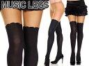 ショッピングストッキング MusicLegs(ミュージックレッグ) ツートーンタイツ/ストッキング ML7241 ブラック×ベージュ パーティー ダンス ダンサー レディース ダンス 衣装 パンスト ステージ衣装 発表会 フォーマル 0A5