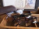 Harman Optical Co. ハーマン・オプティカル WALLIS ウェリントン 眼鏡 セルロイド使用 日本製