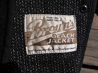 BROWN'SBEACHJACKET�֥饦�󥺥ӡ������㥱�å�LAPELJACKET��ڥ른�㥱�å�