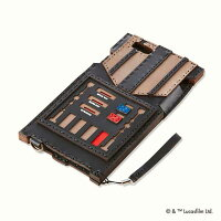 STARWARS��������������×Ojagadesign�����㥬�ǥ�����DARTHVADERiPhone6Case�����ե���6�������ᥤ�ɥ��󥸥�ѥ�