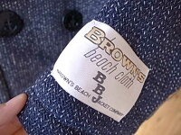 BROWN'SBEACHJACKET�֥饦�󥺥ӡ������㥱�å�13STARP-COAT13�������ԡ�������NAVY