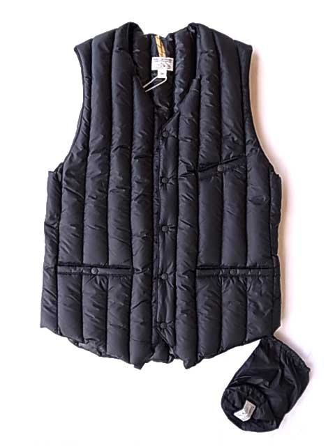 ★SALE 20%OFF★ Rocky Mountain Featherbed ロッキー マウンテン Six Month Vest V-NECK インナーダウン シックスマンス Vネック '16 2016年 日本製