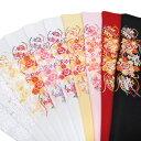 半衿 振袖 成人式 刺繍 日本製 薬玉 華やか 可愛い 半襟 淡いクリーム 明るい桜色 明るめの臙脂 黒 金 k771r