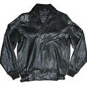 JOHNSONS LA ROCKA VINTAGE Leather Pullover Jacket ラロッカ プルオーバー レザージャケット ロカビリー【中古】【パンク】【PUNK】【ロマンチックノイローゼ 楽天市場店】