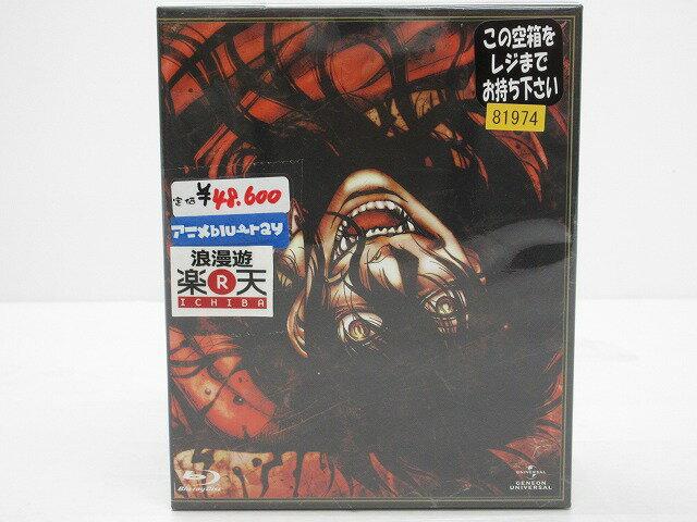 HELLSING OVA Blu-ray BOX 前・後半 BOXセット 【Blu-ray】 【中古】【アニメDVD・BD】【金沢本店 】【600354Kz】