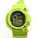 ショッピングGW-200F-3JR CASIO カシオ G-SHOCK 腕時計 FROGMAN フロッグマン GW-200F-3JR アップルグリーン