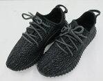 adidas YEEZY BOOST 350 アディダス イージー ブースト AQ2659 SIZE:26cm BLACK