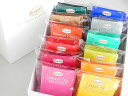 【ロンネフェルト紅茶】人数の多い事業所様へのご挨拶におすすめ ティーベロップ(各5袋入り)12種セット プチギフト 紅茶