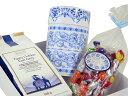 お好みのロンネフェルト紅茶100g茶葉選択可&素敵な保存缶【色選択可】&フルーツキャンディー