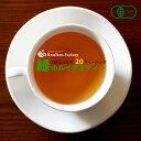 【合わせ買い限定】【同時購入割引】 グリーンルイボスティー オーガニック 20包入り タグ紐付き 送料無料 ノンカフェイン ルイボス茶 健康茶 オーガニックルイボスティー 妊活 ダイエット