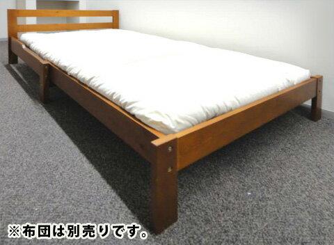 無段階スライド伸長式スノコベッド ※専用布団別売...の商品画像